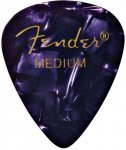 Медіатор Fender 351 Shape Premium Picks Medium Purple Moto (982351376)