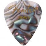 Медіатор Fender 351 Shape Premium Picks Abalone Heavy (982351557)