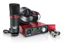 Аудиоинтерфейс Focusrite Scarlett Solo Studio NEW