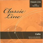 Струни для віолончелі Gewa Cello String Set Classic Line 4/4 F641019