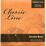 Струни для контрабаса Gewa Double Bass String Set Classic Line 3/4 F644243