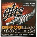 Струни Ghs RC-6ML-DYB (30-126 Round Core Bass Bommers 37.25