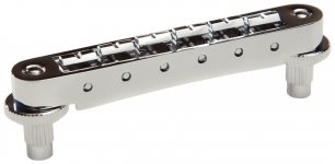 Бридж Graph Tech PM-8843-C0 String Saver Resomax NV1 Autolock Bridge 4Mm Chrome