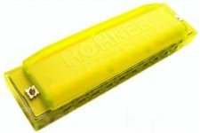 Губная гармошка Hohner М5151 Happy YELLOW C