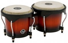 "Бонго Latin Percussion City Series 6"" x 7"" Vintage Sunburst LP601NY-VSB LP810204"