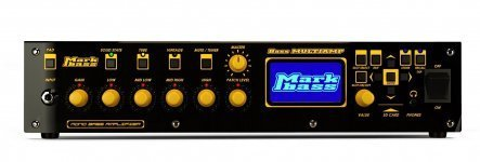 Усилитель MarkBass Bass MULTIAMP [2015]