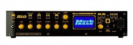 Усилитель MarkBass Bass MULTIAMP S [2015]