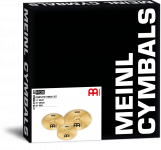 Набір тарілок Meinl HCS141620  HCS Complete Cymbal Set (14 Hihat, 16 Crash, 20 Ride)