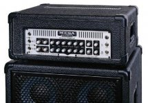 Кейс для усилителя Mesa Boogie Case for V12 Titan Head (CB2.TTN-AA)