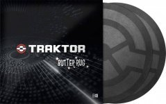 Сліпмат Native Instruments Traktor Butter Rugs