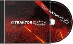 DJ-система Native Instruments TRAKTOR SCRATCH Control Discs MK2
