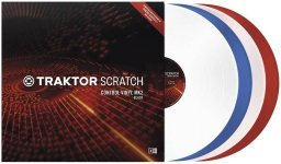 Тайм-код Native Instruments TRAKTOR SCRATCH Control Vinyl MK2 Red