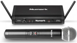 Радіосистема Numark WS100 Wireless Mic