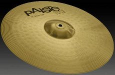 Тарелка Paiste 101 Brass Crash/Ride 18