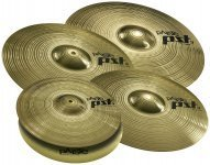 Набор тарелок Paiste 3 Universal Set + Crash 16
