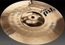 Тарелка Paiste 8 Rock Splash 10
