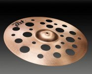Тарілка Paiste PSTX Swiss Medium Crash 18