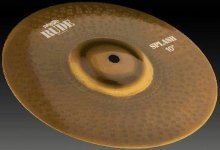 Тарілка Paiste RUDE Splash 10