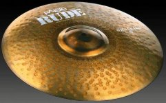 Тарелка Paiste RUDE Wild Crash 17