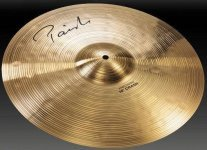 Тарелка Paiste Signature Precision Crash 16
