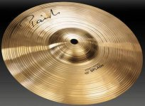 Тарілка Paiste Signature Precision Splash 10