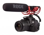 Мікрофон Rode Videomic Rycote