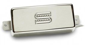 Датчик для электрогитары Seymour Duncan SM-3B Seymourized Mini-Humbucker Bridge (11102-36)