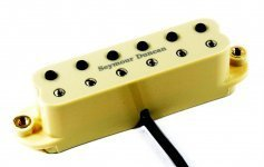 Звукознімач для електрогітари Seymour Duncan SLSD-1B Lil Screamin Deamon Cream Bridge For Strat (11205-28-C)