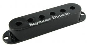 Кришка звукознімача Seymour Duncan Cover Single Stained (411030-1)