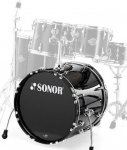 Барабан Sonor Bass Drum FBD 2217 WMB (Force 2005)