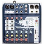 Мікшерний пульт Soundcraft Notepad-8FX (5085984)