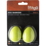 Шейкер (пара) Stagg EGG-2 GR