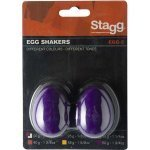 Шейкер (пара) Stagg EGG-2 PP