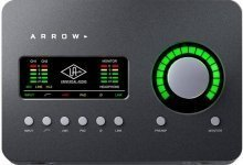Аудиоинтерфейс Universal Audio Arrow