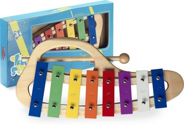 Металлофоны и ксилофоны
