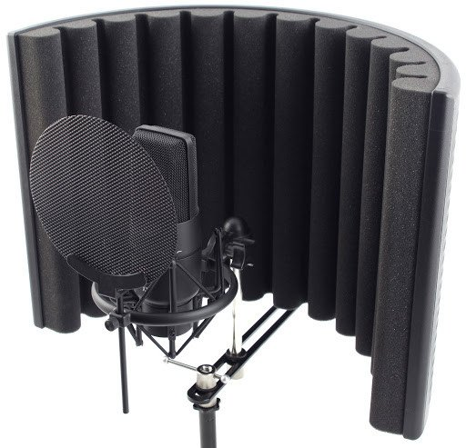 Студійні мікрофони та системи